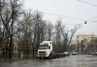 Седельный тягач Volvo FH #Р 408 МО 190. Москва, Госпитальная площадь
