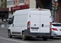 Цельнометаллический фургон на шасси Fiat Ducato #Т 017 ТН 96. Екатеринбург, улица Куйбышева