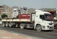 Седельный тягач BMC Pro. Turkey, Antalya, Atatürk Blv.