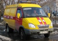 Аварийная газового хозяйства на базе ГАЗ-27057. Алтайский край, Барнаул, Павловский тракт