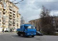 Аварийная 5328M2 на шасси КамАЗ-43253 #У 796 УМ 777. Москва, Песчаная площадь