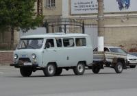 Микроавтобус УАЗ-22069-04 #Т 222 ВЕ 45.  Курган, улица Куйбышева