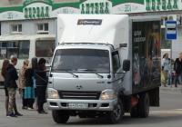 Фургон BAW Fenix #В 495 МВ 45. Курган, улица Ленина