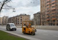 Специализированная самоходная машина неизвестного назначения . Москва, Большая Академическая улица