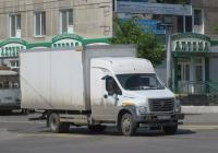 Фургон на шасси ГАЗон NEXT #Е 962 ОА 196. Курган, улица Куйбышева