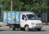 "Фургон 2790-0000010-10 на шасси ГАЗ-3302 ""Газель"" #Х 926 ЕН 45. Курган, улица Куйбышева"