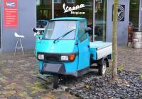 Грузовой мотороллер Piaggio Ape 50. Германия, Северный-Рейн-Вестфалия, Дюссельдорф