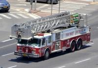Пожарная автолестница E-ONE, #12-859-59. Израиль, Северный округ