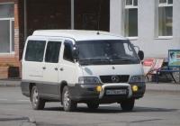 Микроавтобус SsangYong Istana #М 776 ВУ 45. Курган, улица Куйбышева