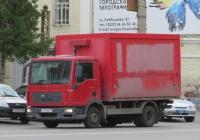 Фургон MAN TGL 12.180 #К 178 МВ 45. Курган, улица Куйбышева