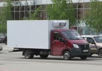 Фургон на шасси Газель Next #Т 526 НУ 72. Курган, улица Ленина