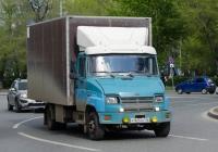 Фургон на шасси ЗиЛ-5301 #Р 925 ОТ 96 . Тюмень, улица Мельникайте