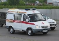"""АСМП 32611С на шасси ГАЗ-22171 """"Соболь"""" #В 627 ЕО 45.  Курган, улица Климова"""