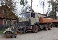 МДК-6303 на шасси МАЗ-6303 #С410ЕА60. Псковская область, город Порхов