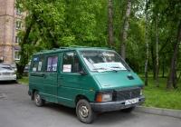 Микроавтобус Renault Trafic #О 742 РУ 97. Москва, улица Бориса Галушкина