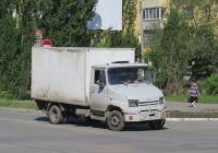 Фургон на шасси ЗиЛ-5301ПО #У 492 ЕО 45. Шадринск, улица Свердлова