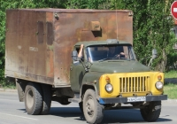 Автомастерская на шасси ГАЗ-53-12 #Х 643 АВ 45. Шадринск, улица Свердлова