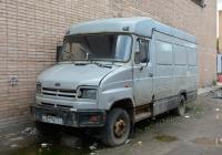 Цельнометаллический фургон ЗиЛ-5301СС #А 827 ВС 57. Москва, Хорошевское шоссе