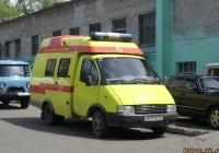 АСМП ГАЗ-3986 на шасси ГАЗ-3302. Алтайский край, Барнаул, Интернациональная улица