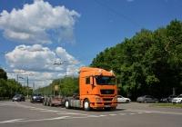 Седельный тягач MAN TGX #В 226 УМ 197. Москва, Ботаническая улица