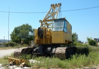 Кран СКГ-401 Зав. №167. Севастополь