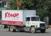 Фургон модели 473204 на шасси ГАЗ-3309 #В 553 КУ 45.  Курган, улица Куйбышева