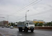 Полицейский фургон на шасси КамАЗ-43114 #Т 1268 99. Москва, улица Сущёвский Вал