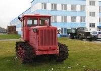 ДТ-54. Алтайский край, Барнаул, улица Попова