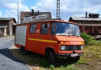 Пожарный автомобиль Mercedes-Benz Vario. Германия, Северный-Рейн-Вестфалия, Кельн