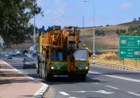 Автокран TEREX-DEMAG AC-200. Израиль, Северный округ