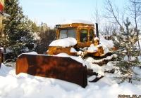 Бульдозерно-рыхлительный агрегат на базе трактора Т-330. Алтайский край, Барнаул, шоссе Ленточный бор