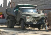 ЗиЛ-ММЗ-555. г. Рязань