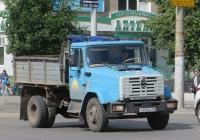 Самосвал ЗиЛ-ММЗ-45065 на шасси ЗиЛ-494560 #А 350 ВХ 45. Курган, улица Куйбышева