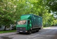 Бортовой грузовой автомобиль МАЗ #А 378 ХЕ 152. Москва, бульвар Матроса Железняка