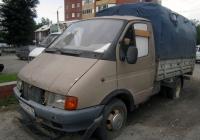 """Бортовой грузовой автомобиль ГАЗ-3302 """"Газель"""" #М 071 НЕ 72 . Тюмень, Олимпийская улица"""