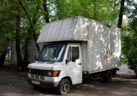 Фургон на шасси Mercedes-Benz #Н 788 ХР 97. Москва, Коптевский бульвар