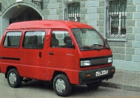 Микроавтобус Daewoo Damas #К 378 ТУ 77 . Москва
