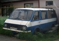 "Микроавтобус РАФ-2203 ""Латвия"" #А 474 ЕТ 72 . Тюмень"
