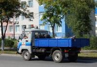 Коммунальная машина МКМ-1903 # 7932 ЕС 31. Белгородская область, г. Шебекино, ул. Луговая