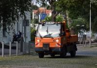 Грузовик комунальных служб  Multicar FUMO, #1AU 8037. Чехия, Прага