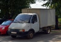 """Фургон на шасси ГАЗ-3302 """"Газель"""" #К 007 МХ 66 . Екатеринбург, Трамвайный переулок"""