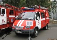 Автомобиль первой помощи АПП-0,4-4. Алтайский край, Барнаул, площадь Советов