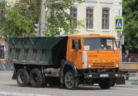 Самосвал КамАЗ-5511 #Т 159 КК 45. Курган, улица Савельева
