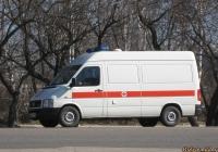 Медицинский автомобиль Volkswagen. Алтайский край, Барнаул, Павловский тракт