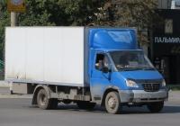 "Фургон 4732-0000010-85 на шасси ГАЗ-33104 ""Валдай"" #У 124 КУ 45. Курган, улица Куйбышева"