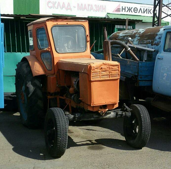 Трактор Т-40М. Красноярский край, г. Красноярск