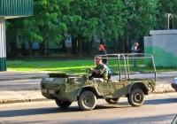 ЛуАЗ-967 ТПК #ш 2061 ХА. Харьковская область, г. Харьков, Салтовское шоссе