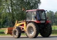 Фронтальный погрузчик на базе трактора МТЗ  #ТВ-6 2566. Могилёвская область, г.Кричев