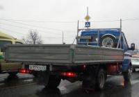 """Бортовой грузовой автомобиль ГАЗ-3302 """"Газель"""" #В 111 СН 72 . Тюмень, улица Мельникайте"""