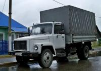 ГАЗ-САЗ-35071 #АА 6586-6. Могилёвская область, г.п. Хотимск